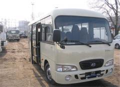 Перевичный вал кпп 2.5тон 5510-1830 на автобус Hyundai county