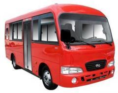Тяга рулевая продольная 5510-3420 на автобус Hyundai county