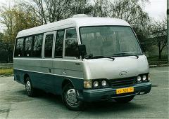 The shock-absorber back 4100-0010 on the KIA Combi