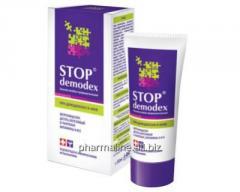 Stop demodex бальзам для лица и тела 50 мл
