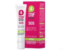 Creams for the person Stop cuperoz SOS, cream ml,
