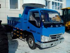 Camioane capacitati mici de transportare cargo