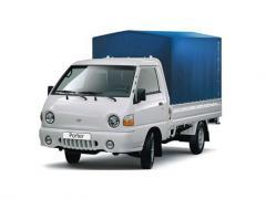 Вкладыш шатунный 0.755500-0200 на грузовик Hyundai porter