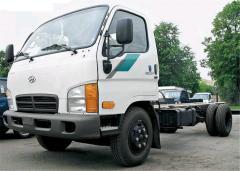 Фонари задние 5072-0030 на грузовик Hyundai hd72