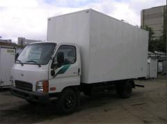 Фары передние LH 5072-0050 на грузовик Hyundai hd72