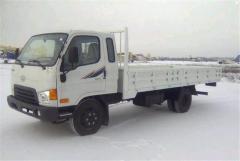 Бампер перед 5072-0060 на грузовик Hyundai hd72