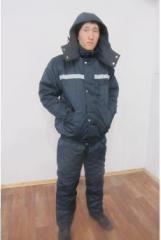 Suit winter Speed