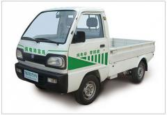 Electric car Formotor (Low-tonnage truck)