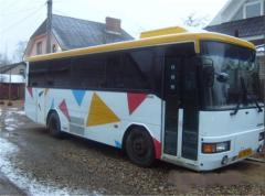Фара квадратная правая 4200-1631 на автобус KIA