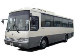 Iron oil filter 4200-1700 on the KIA Cosmos bus
