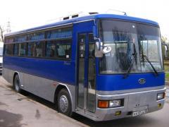 Щетки генератора4200-2010 на автобус KIA Cosmos