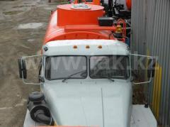 Автоцистерна АТЗ - 10 Урал 4320-1912-40
