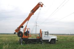 Бурильно-крановая машина МРСК-311