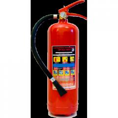 Огнетушители порошковые с источником давления