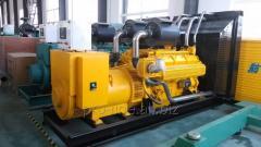 Diesel power stations of 10-1000 kW