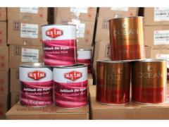 Automotive Acrylic paint wholesale, at retail