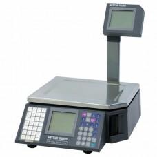 Весы торговые METTLER TOLEDO TIGER P3600 6/15kg PRO KZ