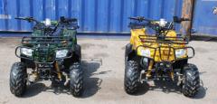 ATV 125kubikov-atv 125 cc