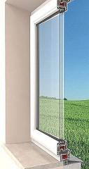 REHAU windows, Windows aluminum