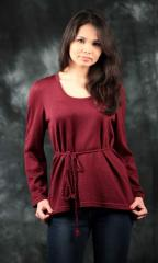 """Knitted tunic """"Weightless"""