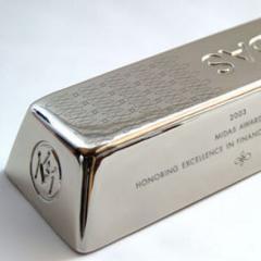 Silver raw materials
