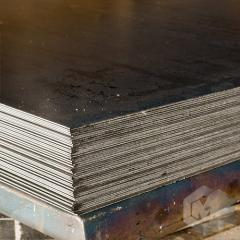 Rolling steel hot-rolled sheet of 2 mm