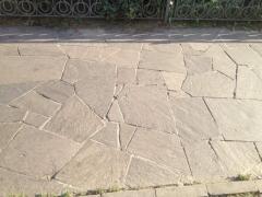 Plitnyak sidewalk