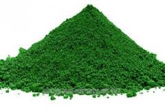 Pigment Green Chromium oxide