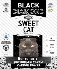 Наполнители для кошачьих туалетов Sweet Cat