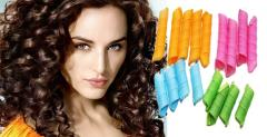 Magic hair curlers of Magic Curirollers in Almaty