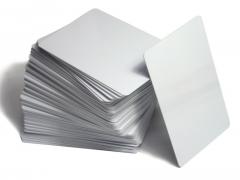 Бесконтактная пластиковая  карта доступа - формат