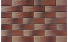 Tile of front angular 250/120х65х10 mm