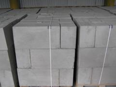Foam concrete block 20х30х50