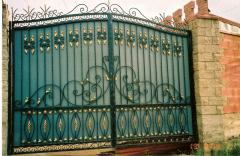 To buy gate of Almaty