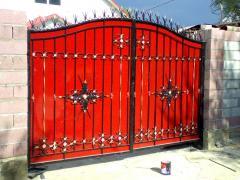 Oar gate of Almaty