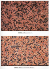 Granite decorative