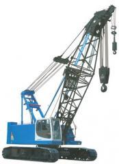Краны гусеничные SCX 400 / SCX 550 / SCX 700 / SCX 800-2 / SCX 900-2 / SCX 1200-2 / SCX 1500-2 / SCX 2800-2