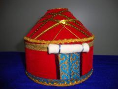 Yurta caske