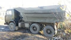 Щебень фракция 40-80 в Караганде доставка КАМАЗ