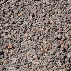 Expanded clay slate