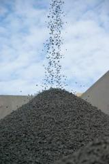 Crushed stone of Atyrau.