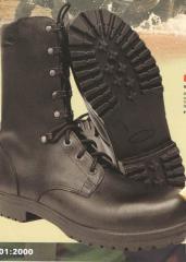 Обувь для силовых структур