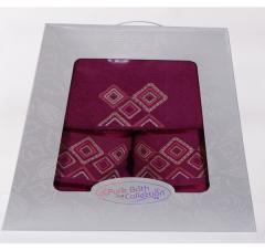 Gift set of towels