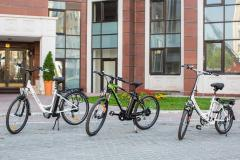 Apollo electrobicycles in Almaty