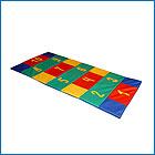 Children's game mats - a mat the Traffic ligh