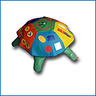 Cover for a turtle my first lessons