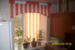 Blinds in Karaganda. Vertical, horizontal,