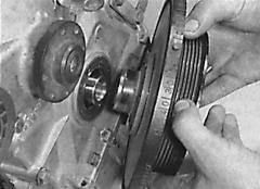 Shaft of fastening of quencher