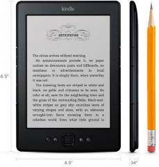 Электронные книги Amazon Kindle 5