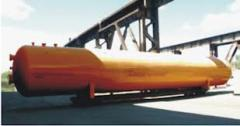 Separators are oil and gas